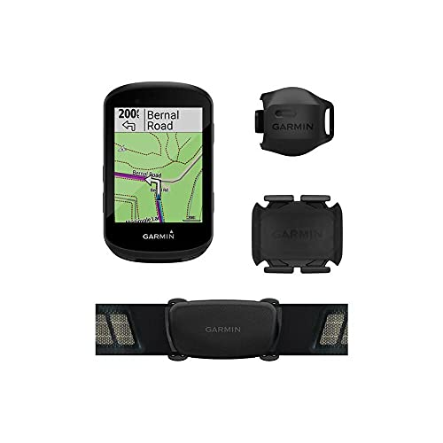 Garmin Edge 530 Pack GPS Mano Ciclismo, Unisex...