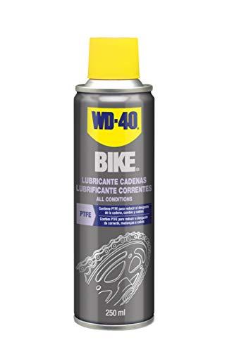 WD-40 Bike- Lubricante de Cadenas de Bicicleta...