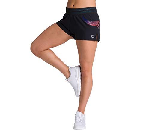 ARENA Damen Sport Hose Shorts A-One Pantalón...