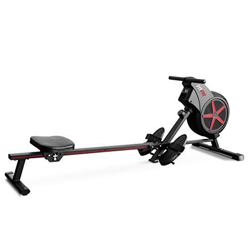 Fitfiu Fitness RA-100 - Máquina de Remo para casa...