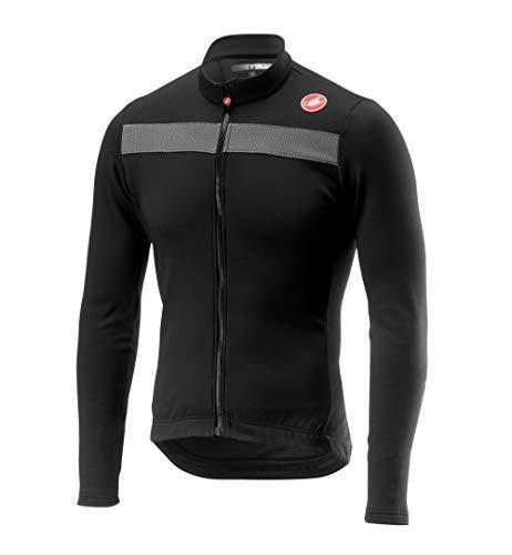 CASTELLI Puro 3 Jersey FZ - Camiseta para Hombre,...