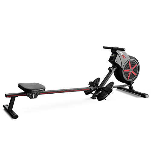 FITFIU Fitness RA-100 - Máquina de Remo plegable,...