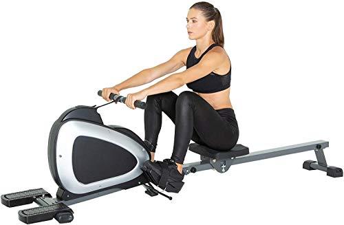 Máquina de remo de gimnasio en casa, máquina de...