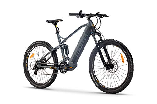 Moma Bikes Bicicleta Eléctrica E-MTB 27.5' Full...