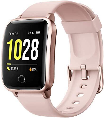 Willful Smartwatch,Pantalla de 1,3 Pulgadas Reloj...