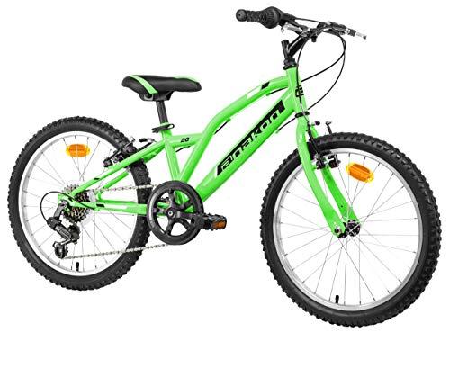 Anakon Hawk Six Bicicleta de montaña, niño,...