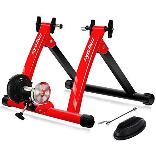 unisky Rodillo Bicicleta Magnético de Ciclismo...