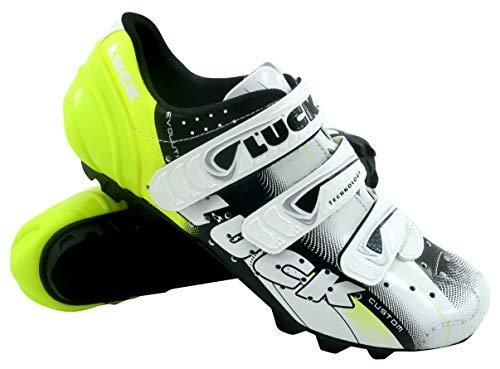 Luck Extreme 3.0 MTB Zapatillas de Ciclismo,...