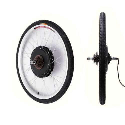 Kit de Conversión de Bicicleta Eléctrica 48V...
