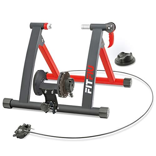 Fitfiu Fitness ROB-10 - Rodillo para bicicleta...