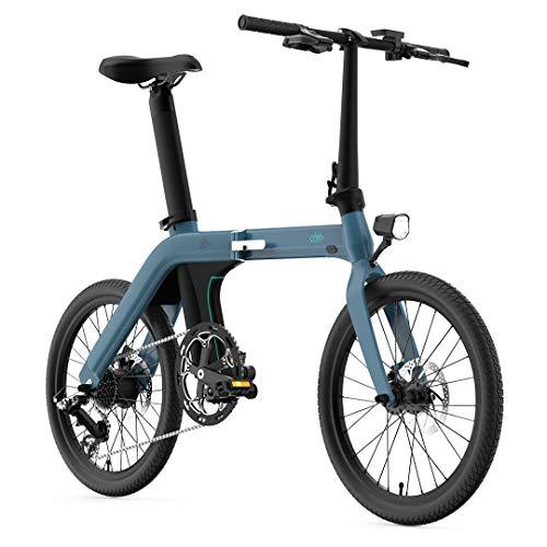 AZUNX Bicicleta Eléctrica D11 36V 250W Potente...