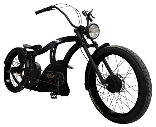 Power-Bikes, Pedelec, E-Bike, 250 W, Fatbike,...