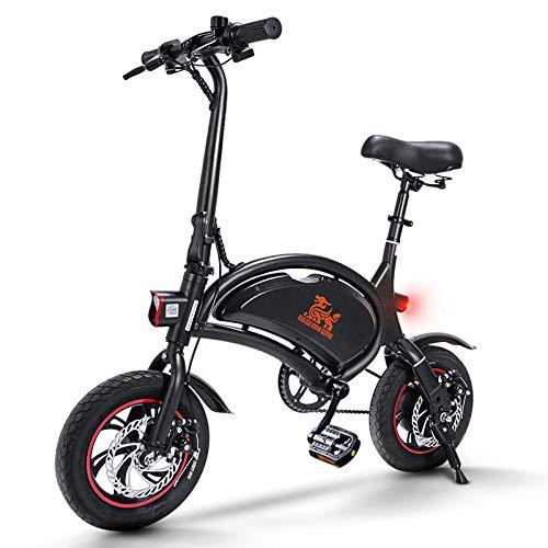urbetter Bicicleta Eléctrica Plegable, Ruedas de...