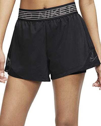 NIKE W NK FLX 2In1 Short Wvn Essnt Sport Shorts,...