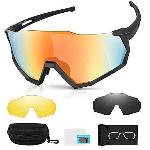 Gafas de Sol Hombres y Mujeres, laxikoo Gafas...