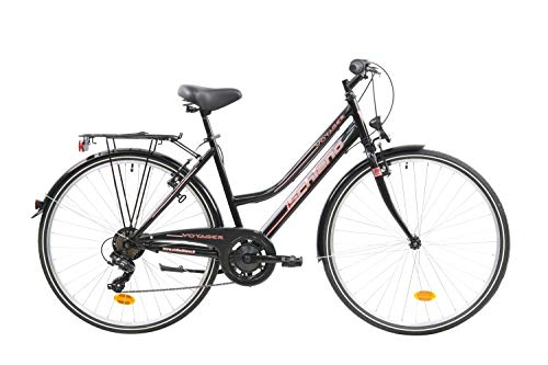 F.lli Schiano Voyager Bicicleta Trekking, Women's,...