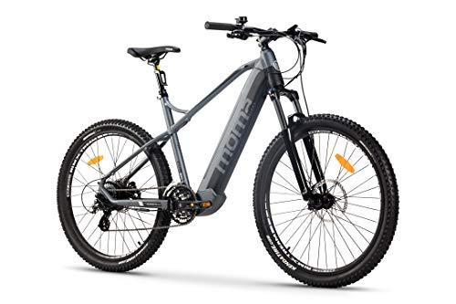 Moma Bikes Bicicleta Eléctrica E-MTB 27.5',...