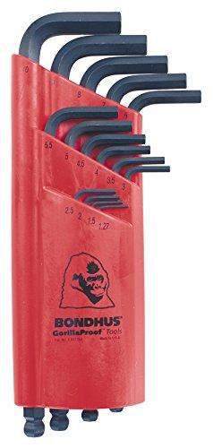 Bondhus BON10995 - Juego de llaves en forma de L...