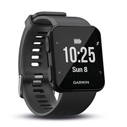 Garmin Forerunner 30 - Reloj de carrera con GPS y...