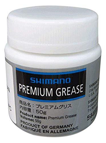 SHIMANO Premium 50Gr Grasa, Hombres, Negro, Talla...