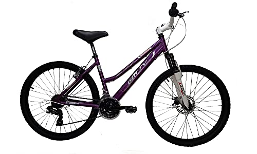 GOTTY Bicicleta de montaña MTB Mujer CRS,...