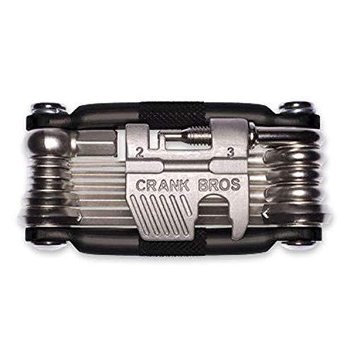 Crank Brothers Multiherramienta M19, niquel,...