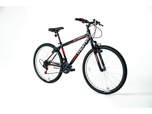 Moma Bikes Bicicleta Montaña MTB26 CLIMBER,...