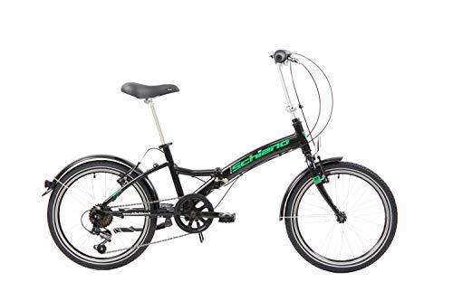 F.lli Schiano Pure Bicicleta Plegable,...