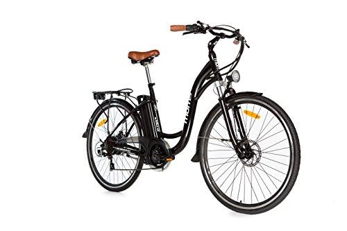 Moma Bikes Bicicleta Electrica, Urbana EBIKE-28 ',...