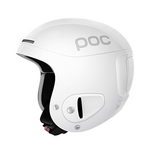 POC Skull X Casco de esquí Unisex adulto, Blanco...