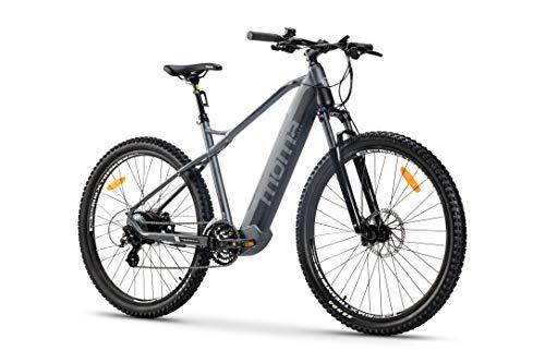 Moma Bikes Bicicleta Eléctrica E-MTB 29', Shimano...