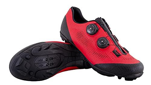LUCK Spider   Zapatillas MTB Ciclismo Horma Ancha...