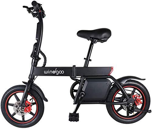 Mangoo Bicicleta Electrica Plegable Urbana E-Bike...