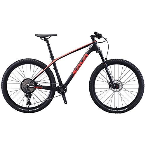 SAVADECK Flamme1.0 Bicicleta de montaña de...