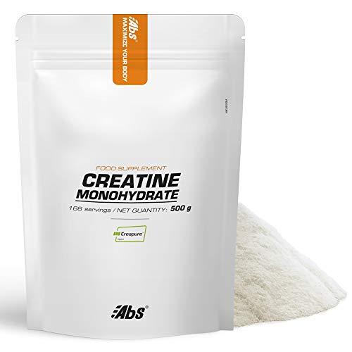 CREATINA MONOHIDRATO * Sobre de 500 g * Creapure®...