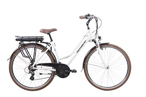 F.lli Schiano E- Ride Bicicleta, De Las Mujeres,...