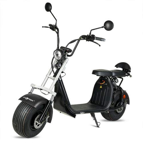 VIRTUE Moto electrica Scooter matriculable de...