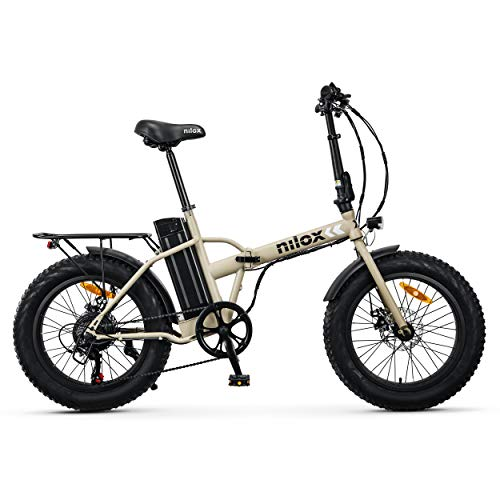 Nilox 30NXEB20V002V2 - Bicicleta eléctrica E Bike...
