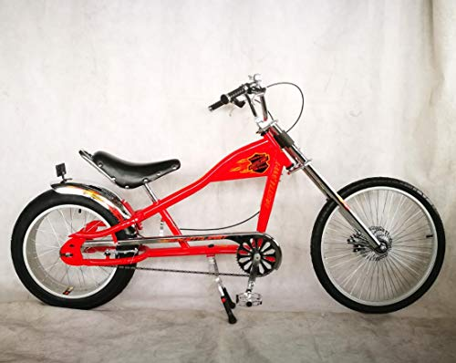 Rosetta Sport LA, Bicicleta baja tipo chopper