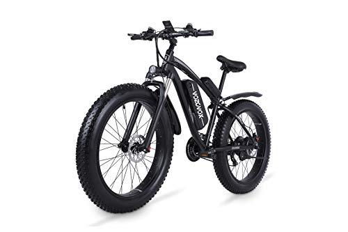 VOZCVOX Bicicletas eléctricas, 1000W 48V Ebike...