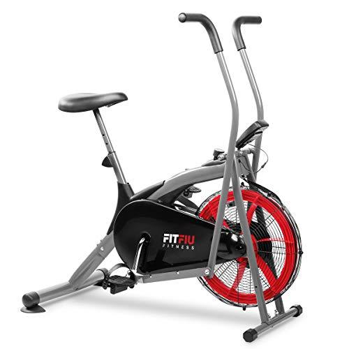 Fitfiu Fitness BELI-150 - Bicicleta elíptica con...