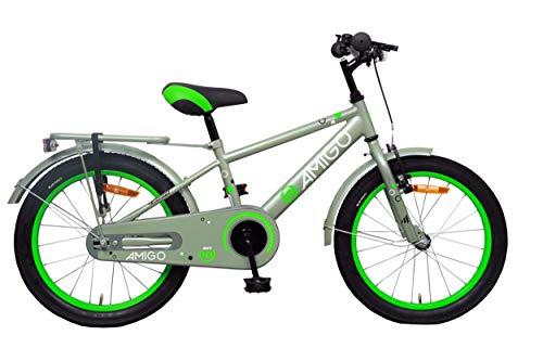 Amigo Sports - Bicicleta Infantil de 18 Pulgadas -...