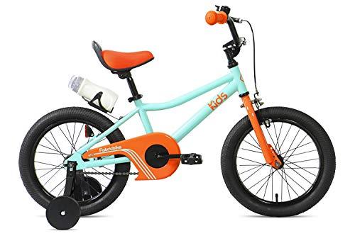 FabricBike Kids - Bicicleta con Pedales para niño...