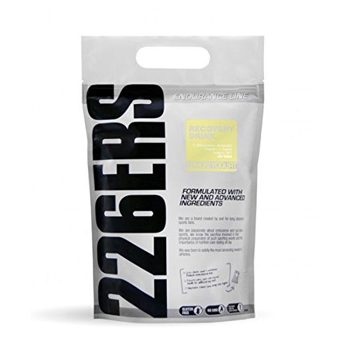 226ERS Recovery Drink Recuperador Muscular, Sabor...