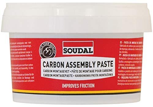 Soudal Carbon Assembly Paste Grasa, Adultos...