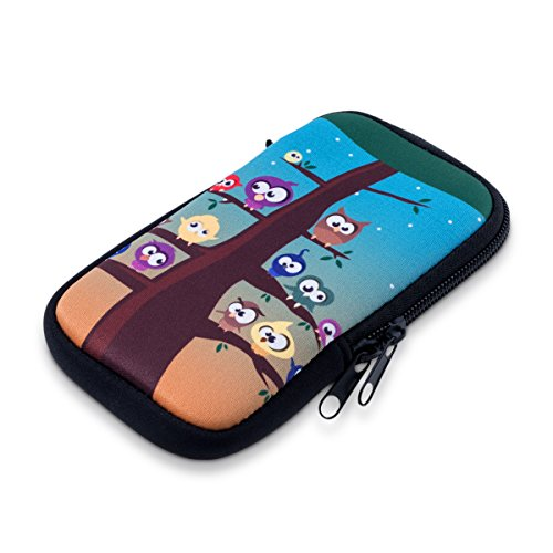 kwmobile Funda Universal para móvil de M - 5,5' -...