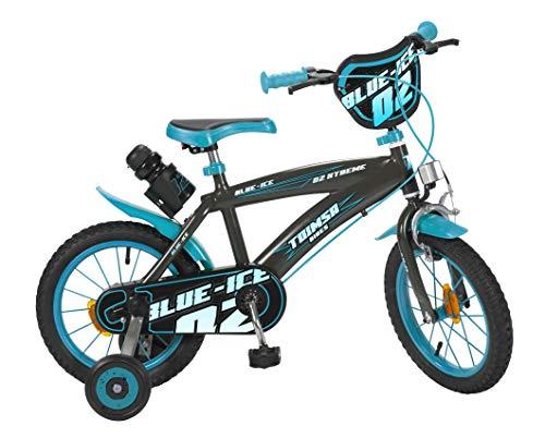 Bicicleta 14' Blue Ice