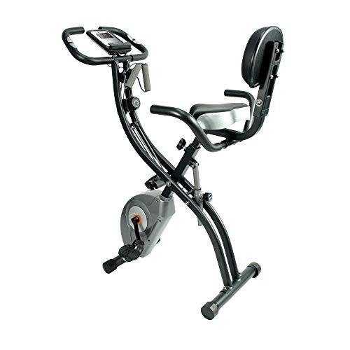 ATIVAFIT Bicicleta Estática Plegable Magnética,...