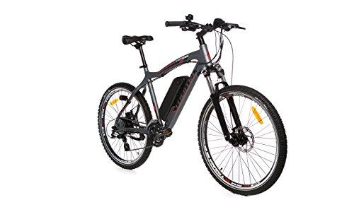 Moma Bikes Bicicleta de Montaña E-MTB-26 ',...