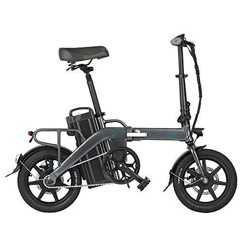 Bicicleta eléctrica Plegable para Adultos FIIDO...*